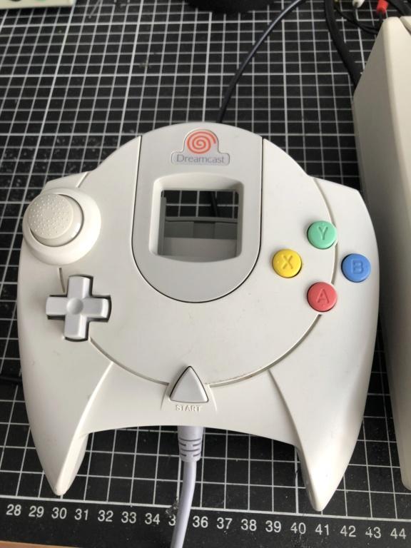 [vendu] moins de 40 euros pour une dreamcast jap (console + manette) Photo_12