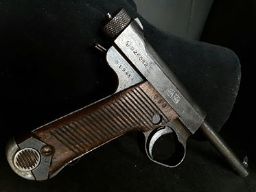 Pistolet japonais Nambu type 14 37114210