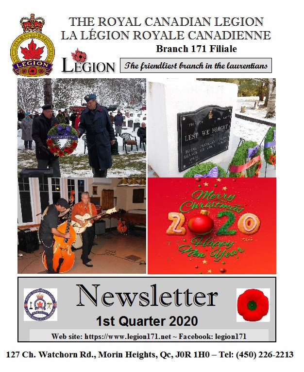 Newsletter 1st Quarter 2020 2020ne10