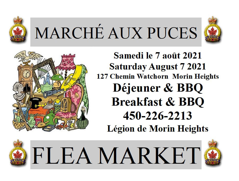 Flea Market Saturday August 7 2021 20758310