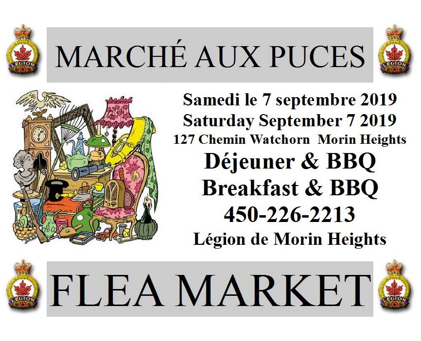 Flea Market Saturday Septmber 7 2019   69008710