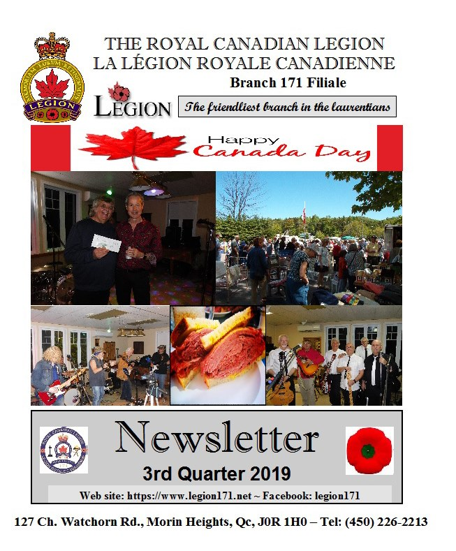 Newsletter 3rd Quarter 2019   Page1310