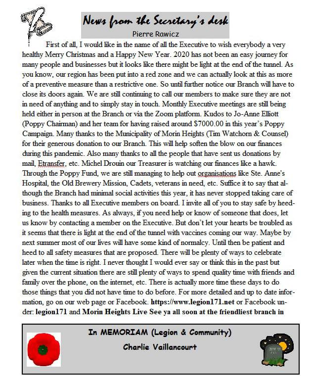 Newsletter 1st Quarter 2021   Page212