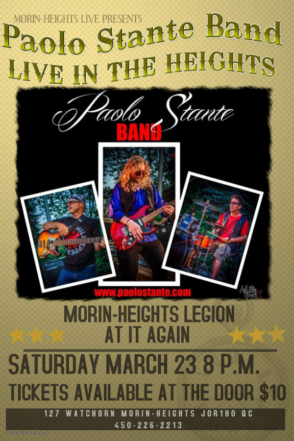 The Paolo Stante Band March 23 2019 Paolo_11