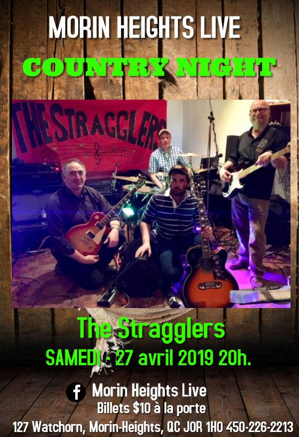 Country Night with The Stragglers April 27 2019 The_st10