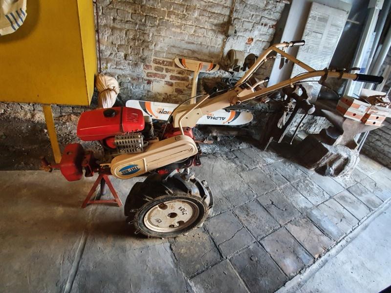 Accessoires motoculteur  20200817