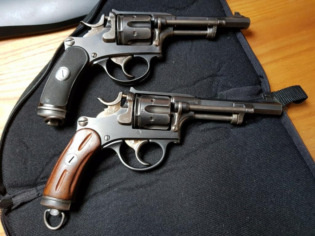 Rechargement du calibre 7,5 suisse revolver 1882 20201234