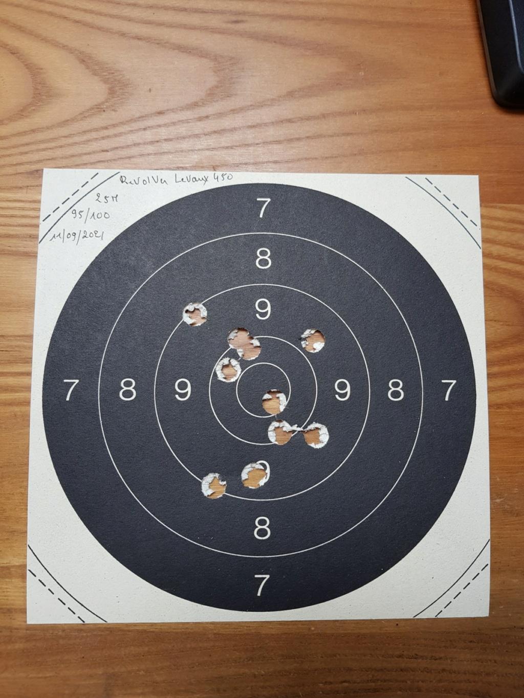 Revolver DD Levaux Match calibre 450 20210920