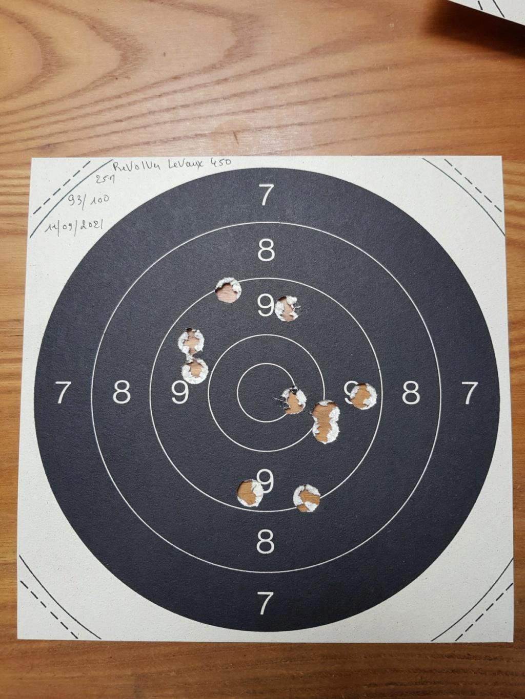 Revolver DD Levaux Match calibre 450 20210922