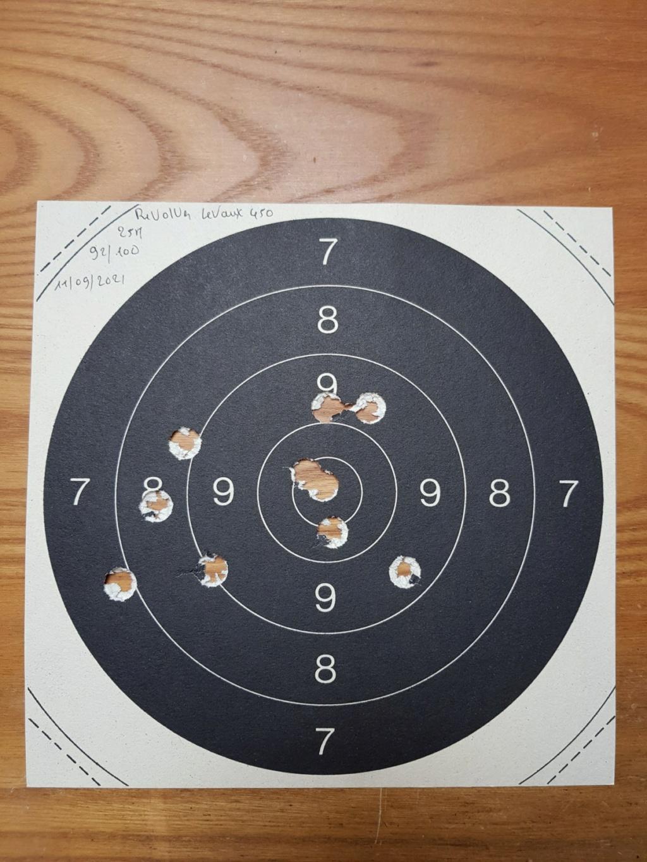 Revolver DD Levaux Match calibre 450 20210923