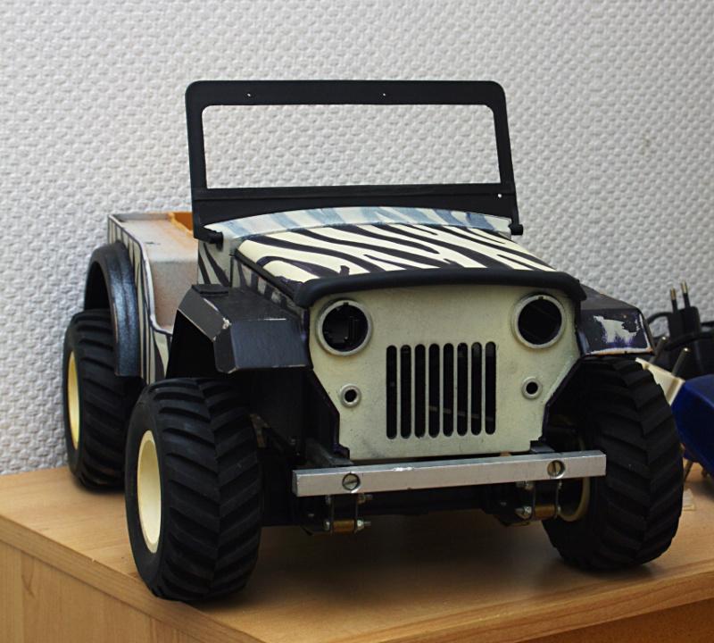 Veroma Jeep 1:8  Umbau - Seite 2 245c1410