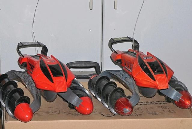 Amphibien - Bootsbasteleien mit Fleischwolfanntrieb 6eaf5812