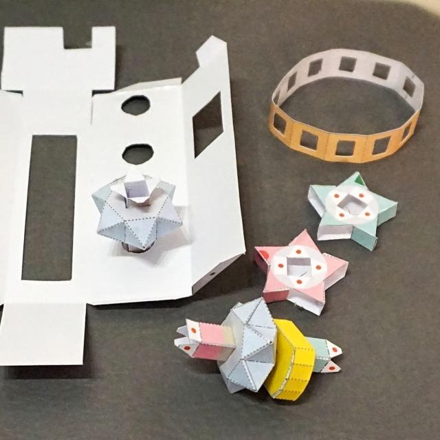 Blechtrommler aus Pappe Dsc02819