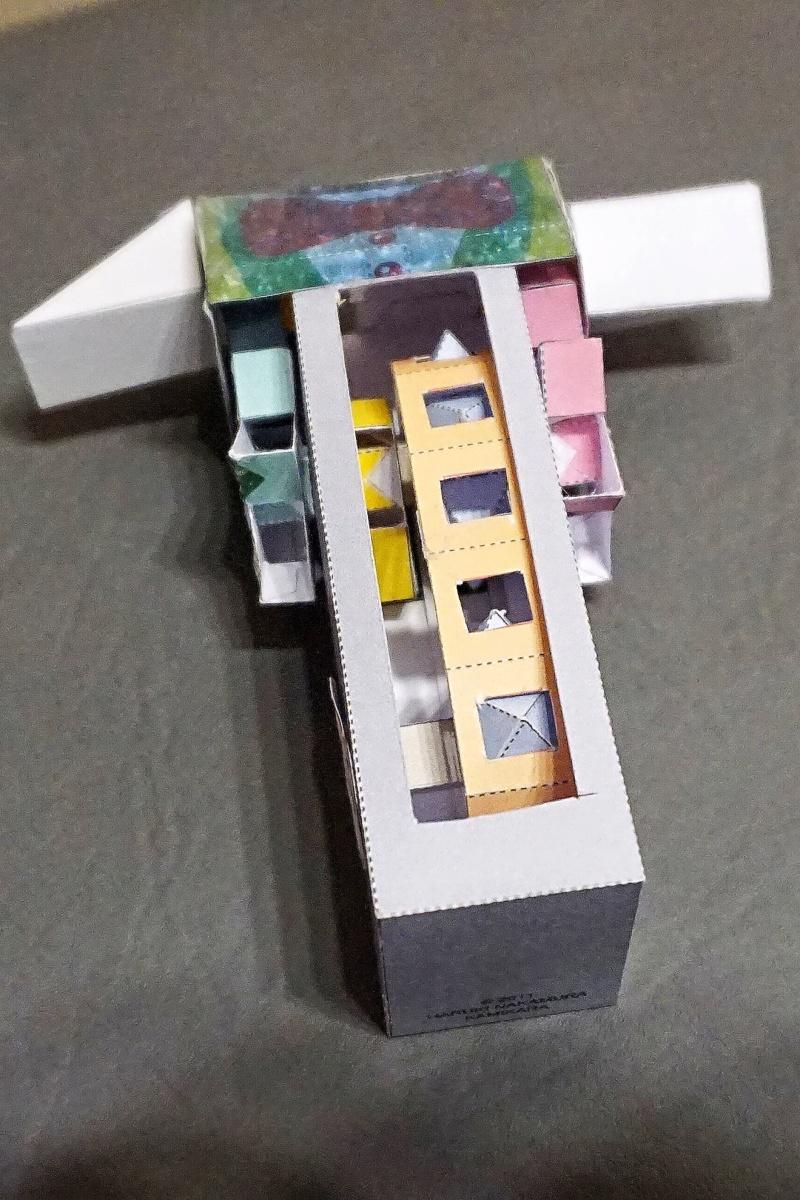 Blechtrommler aus Pappe Dsc02820