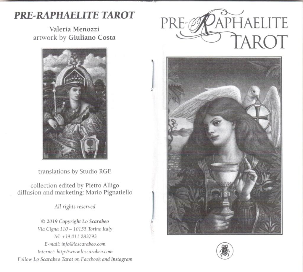 Таро Прерафаэлитов (Pre-Raphaelite Tarot) Галерея Aaaaau10