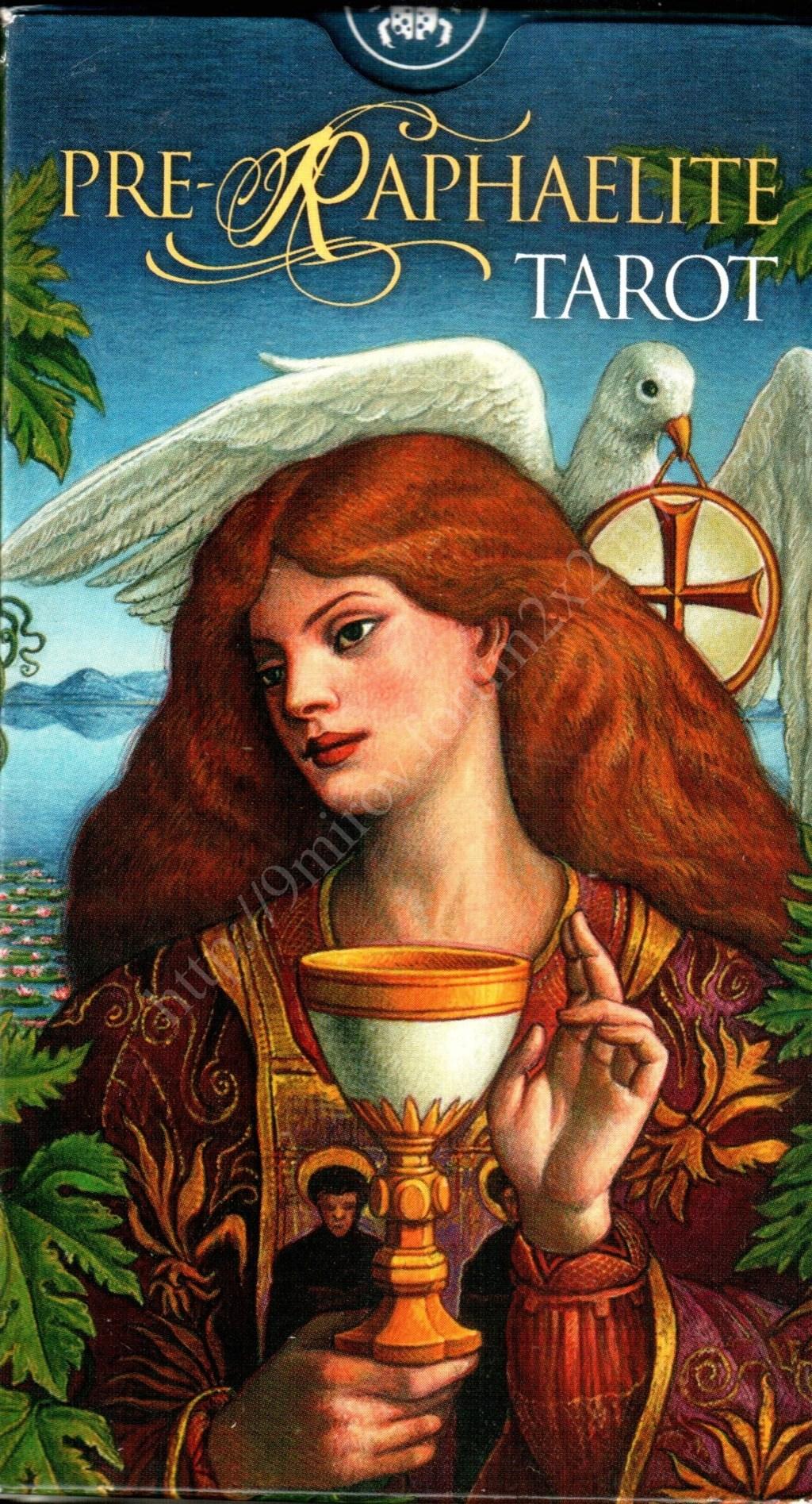 Таро Прерафаэлитов (Pre-Raphaelite Tarot) Галерея Water360