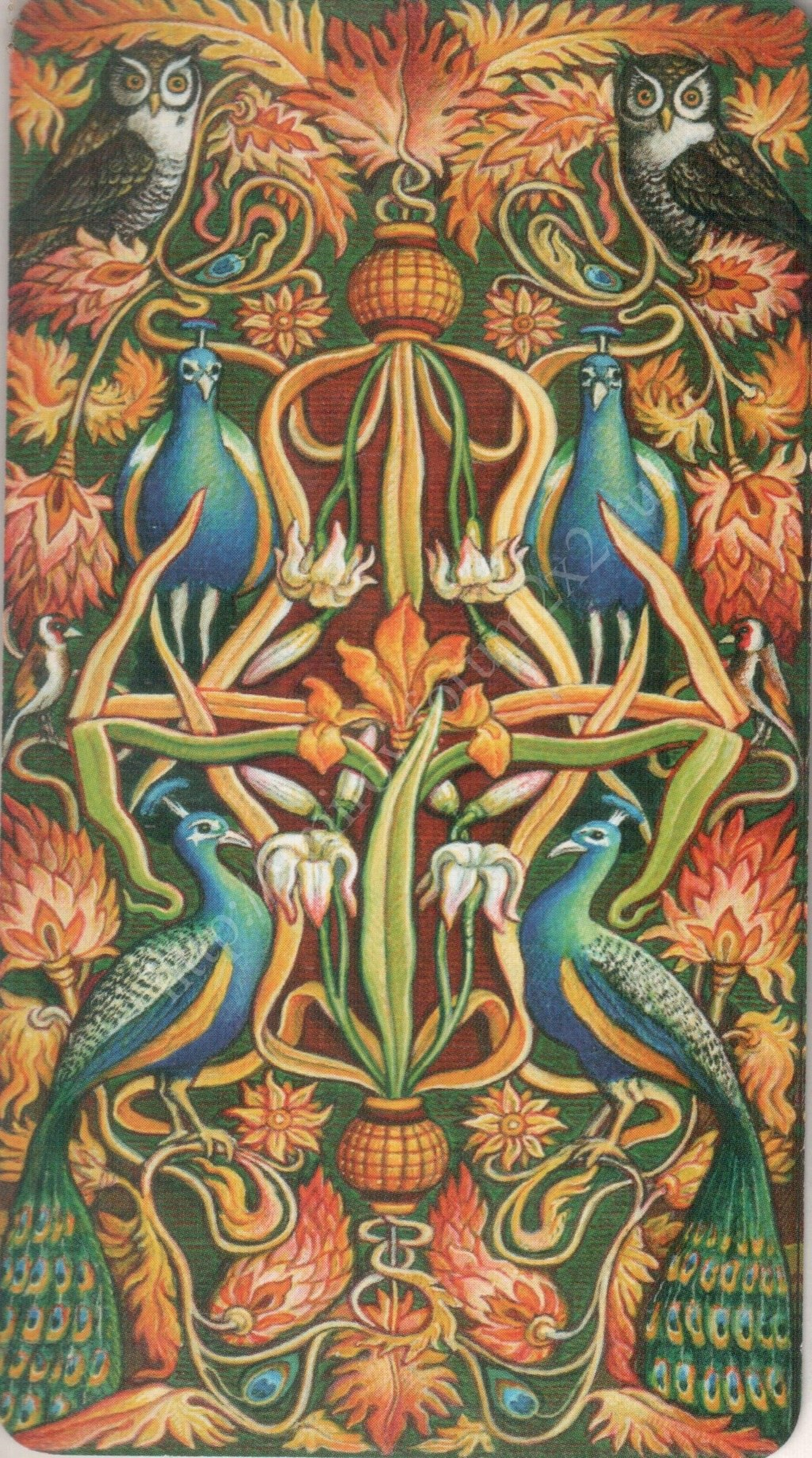 Таро Прерафаэлитов (Pre-Raphaelite Tarot) Галерея Water363