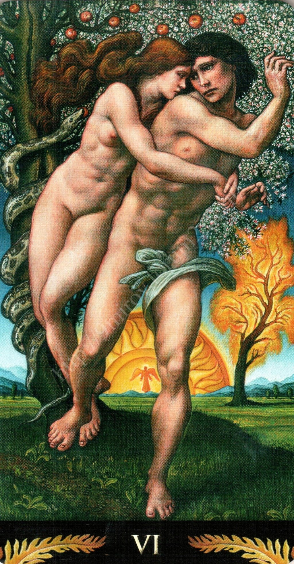 Таро Прерафаэлитов (Pre-Raphaelite Tarot) Галерея Water370