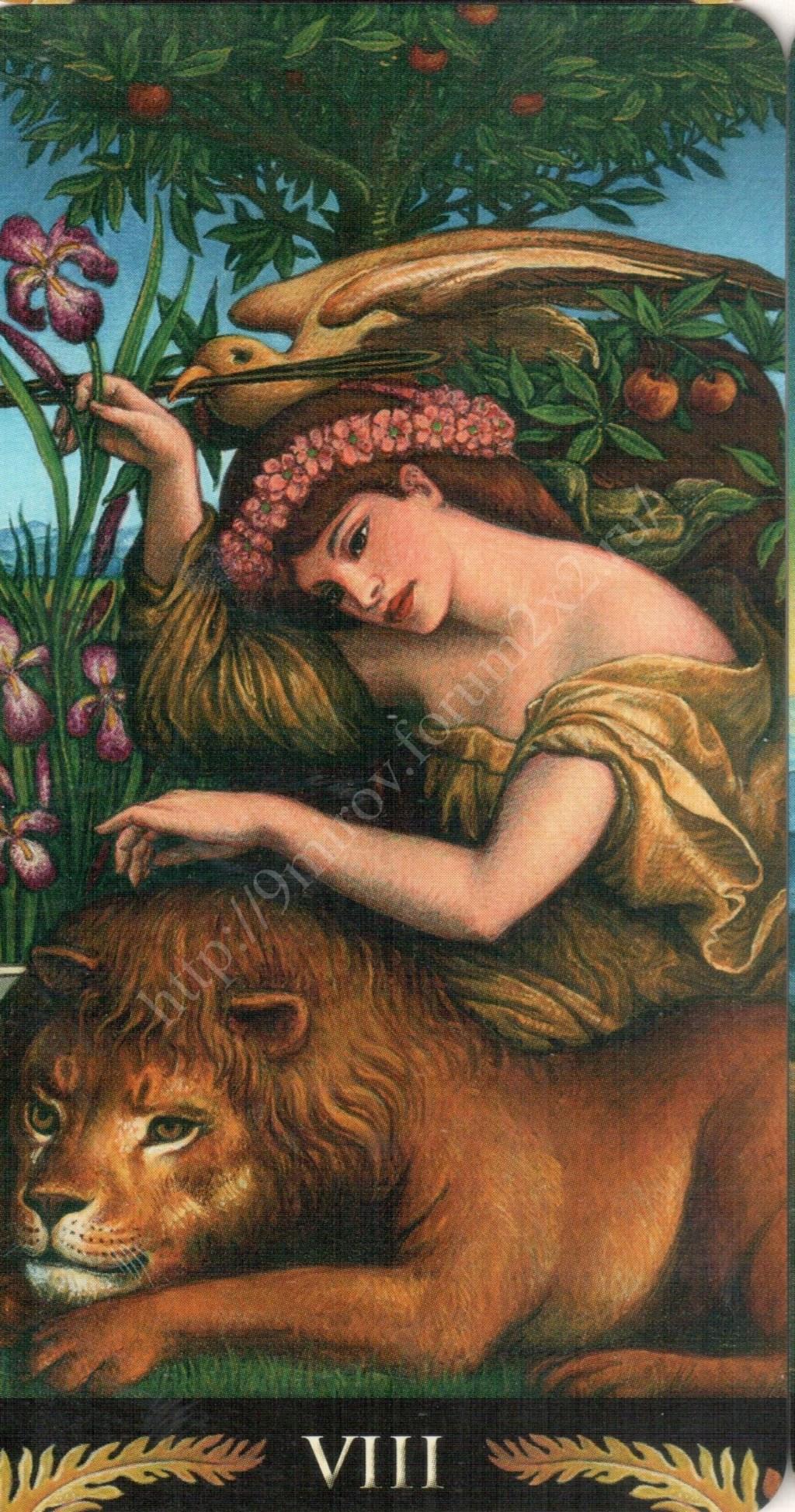 Таро Прерафаэлитов (Pre-Raphaelite Tarot) Галерея Water371