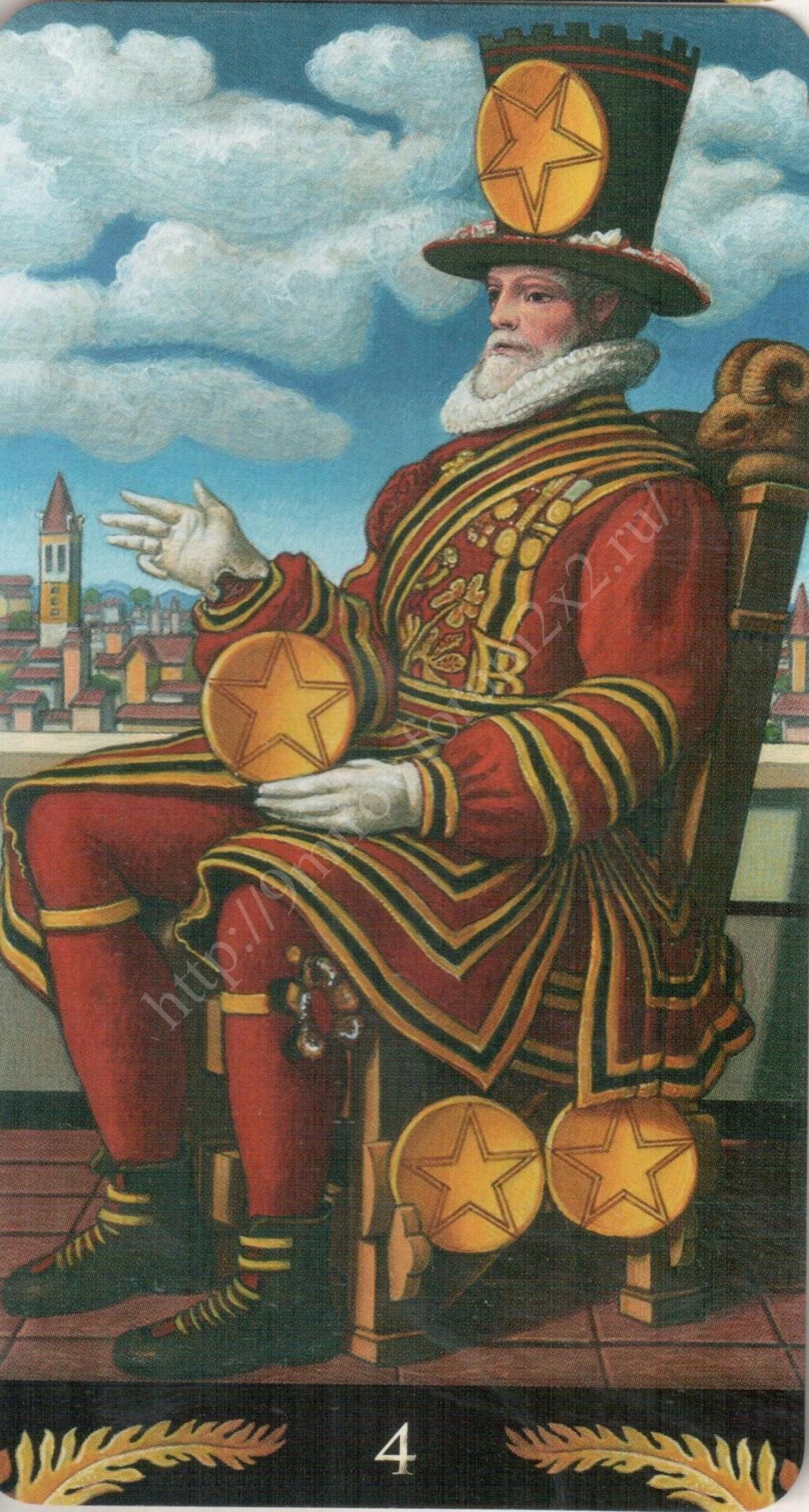 Таро Прерафаэлитов (Pre-Raphaelite Tarot) Галерея Water405