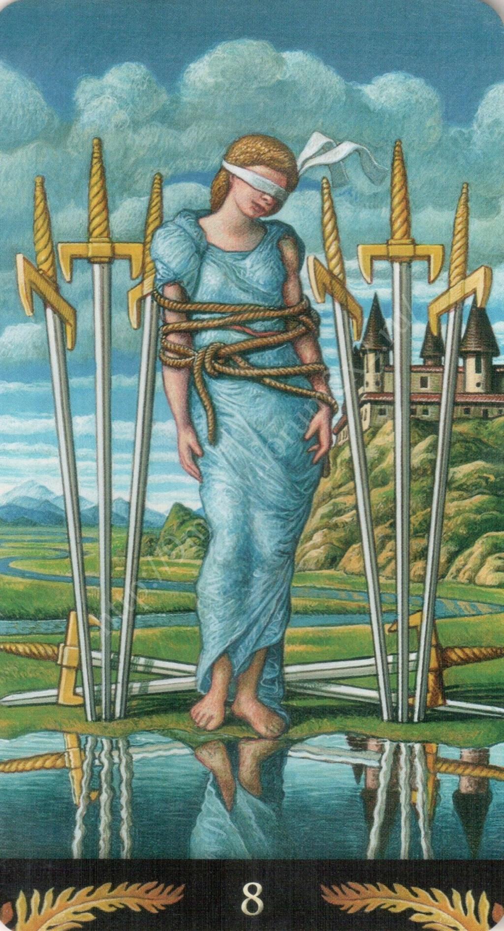 Таро Прерафаэлитов (Pre-Raphaelite Tarot) Галерея Water422