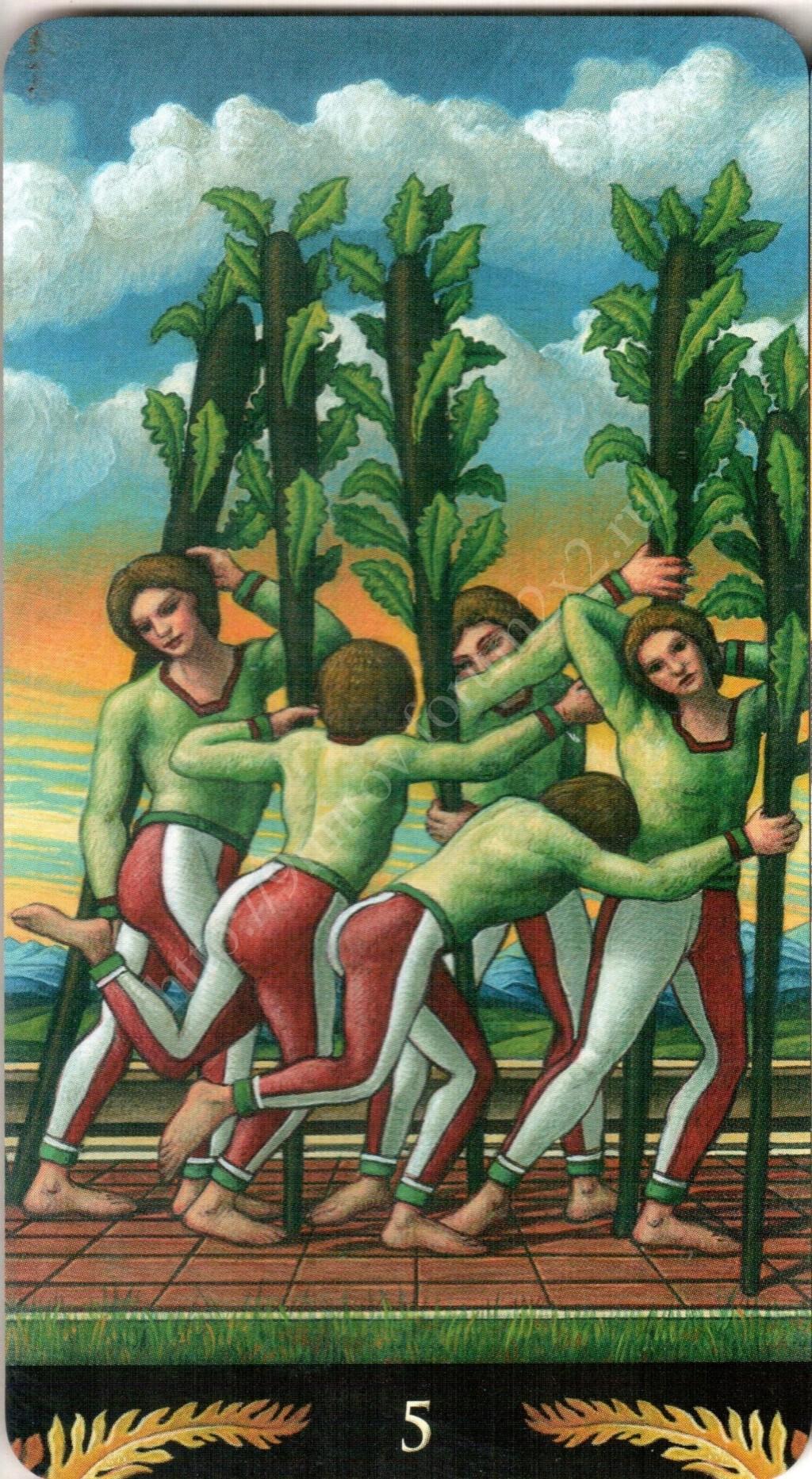 Таро Прерафаэлитов (Pre-Raphaelite Tarot) Галерея Water431