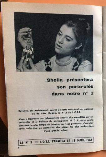Les dérivés sortis sur Sheila S-l5gh10