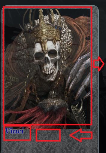 Centralização do avatar  e Nickname Mudand10