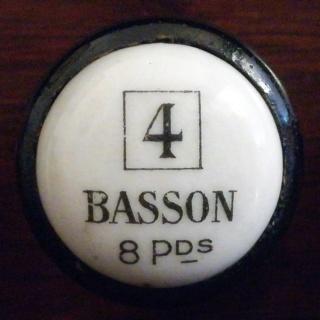 Photo porcelaine Basson 8 de Mustel 1910 Img_2012