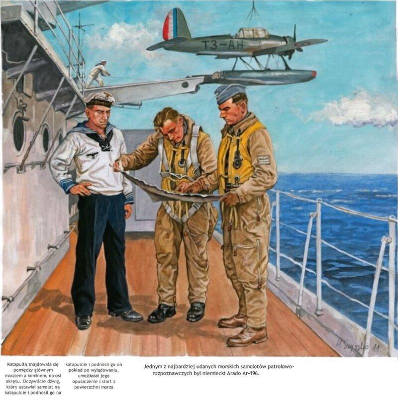 """La """"drôle de guerre"""" sur mer. 1945-010"""