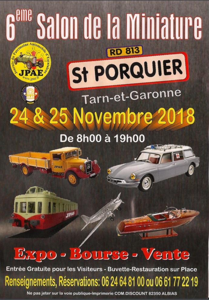 Salon & bourse d'échange à Saint-Porquier (82700). 2018_s10