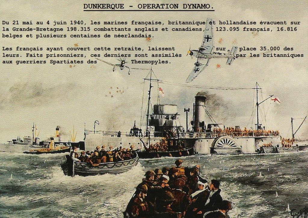 Dunkerque - Opération Dynamo. 37922810
