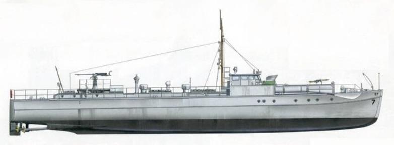 """La """"drôle de guerre"""" sur mer. E-boat (Schnellboot / S-boot) Airfix & Arado Revell 1/72ème. Couleu10"""