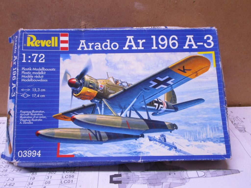 """La """"drôle de guerre"""" sur mer. E-boat (Schnellboot / S-boot) Airfix & Arado Revell 1/72ème. Img_1612"""