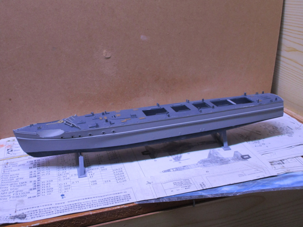"""La """"drôle de guerre"""" sur mer. E-boat (Schnellboot / S-boot) Airfix & Arado Revell 1/72ème. Img_1636"""
