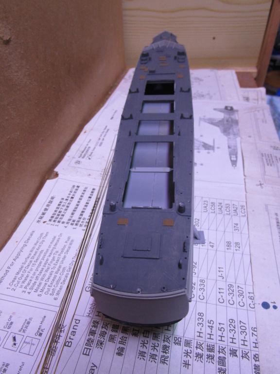 """La """"drôle de guerre"""" sur mer. E-boat (Schnellboot / S-boot) Airfix & Arado Revell 1/72ème. Img_1638"""
