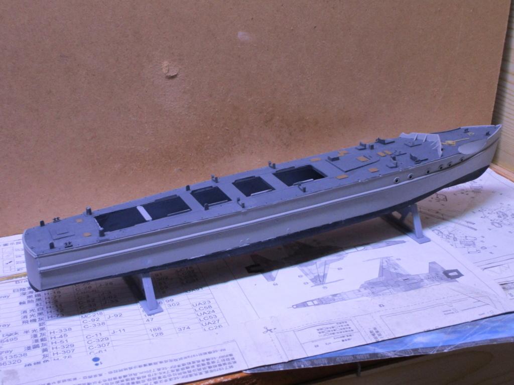 """La """"drôle de guerre"""" sur mer. E-boat (Schnellboot / S-boot) Airfix & Arado Revell 1/72ème. Img_1639"""
