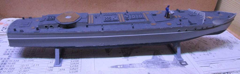 """La """"drôle de guerre"""" sur mer. E-boat (Schnellboot / S-boot) Airfix & Arado Revell 1/72ème. Img_1644"""