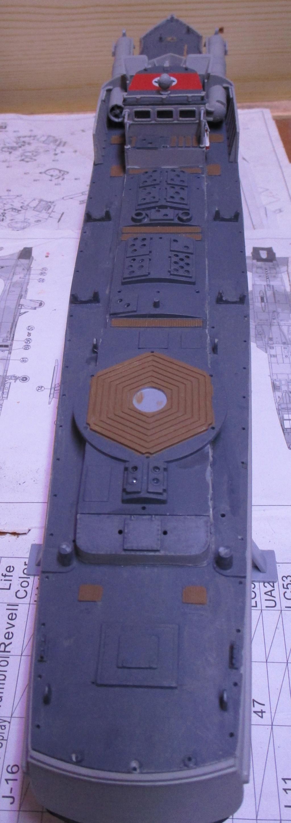 """La """"drôle de guerre"""" sur mer. E-boat (Schnellboot / S-boot) Airfix & Arado Revell 1/72ème. Img_1667"""