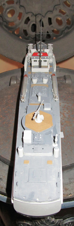 """La """"drôle de guerre"""" sur mer. E-boat (Schnellboot / S-boot) Airfix & Arado Revell 1/72ème. Img_1683"""