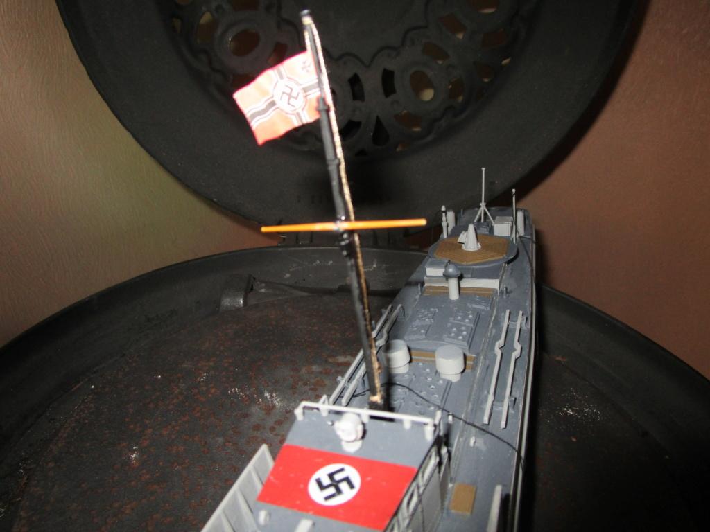 """La """"drôle de guerre"""" sur mer. E-boat (Schnellboot / S-boot) Airfix & Arado Revell 1/72ème. Img_1688"""
