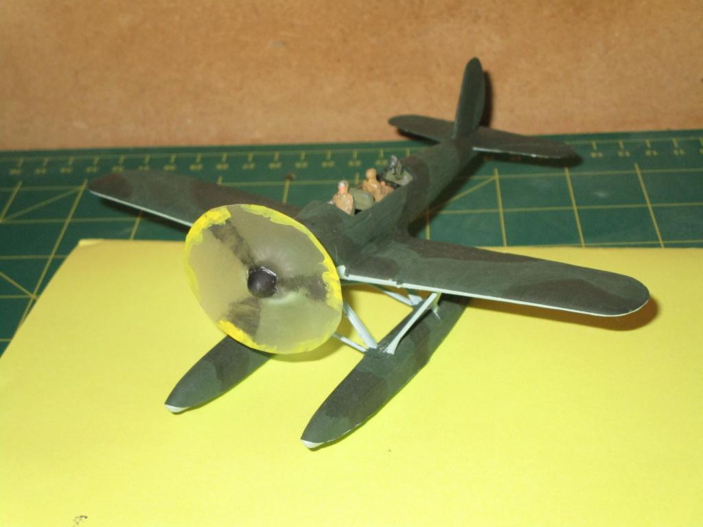 """La """"drôle de guerre"""" sur mer. E-boat (Schnellboot / S-boot) Airfix & Arado Revell 1/72ème. - Page 2 Img_1741"""