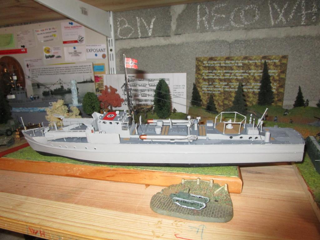 """La """"drôle de guerre"""" sur mer. E-boat (Schnellboot / S-boot) Airfix & Arado Revell 1/72ème. - Page 2 Img_1742"""
