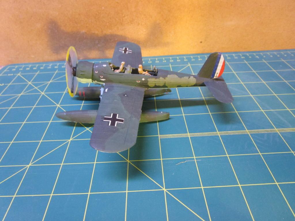 """La """"drôle de guerre"""" sur mer. E-boat (Schnellboot / S-boot) Airfix & Arado Revell 1/72ème. - Page 2 Img_1745"""
