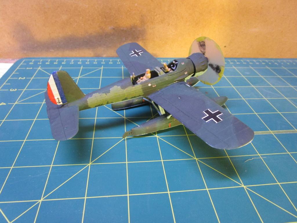 """La """"drôle de guerre"""" sur mer. E-boat (Schnellboot / S-boot) Airfix & Arado Revell 1/72ème. - Page 2 Img_1746"""