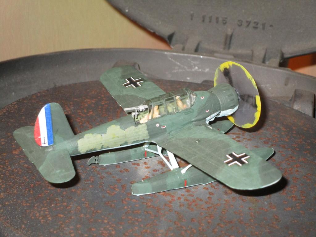 """La """"drôle de guerre"""" sur mer. E-boat (Schnellboot / S-boot) Airfix & Arado Revell 1/72ème. - Page 2 Img_1818"""