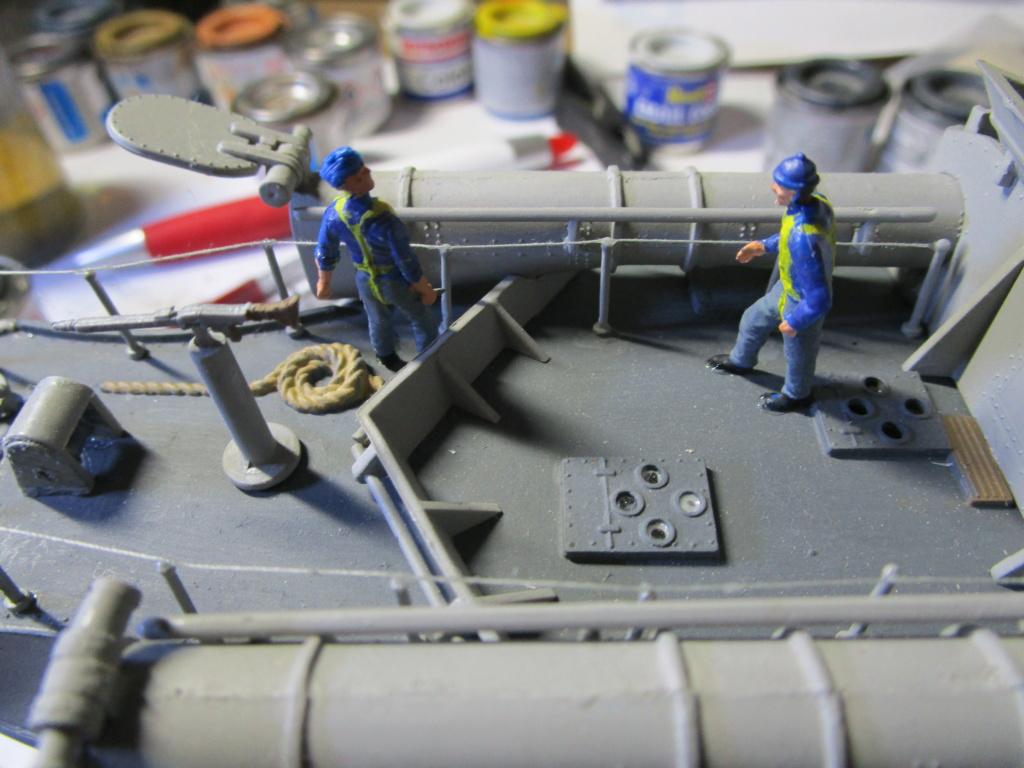 """La """"drôle de guerre"""" sur mer. E-boat (Schnellboot / S-boot) Airfix & Arado Revell 1/72ème. - Page 2 Img_1820"""