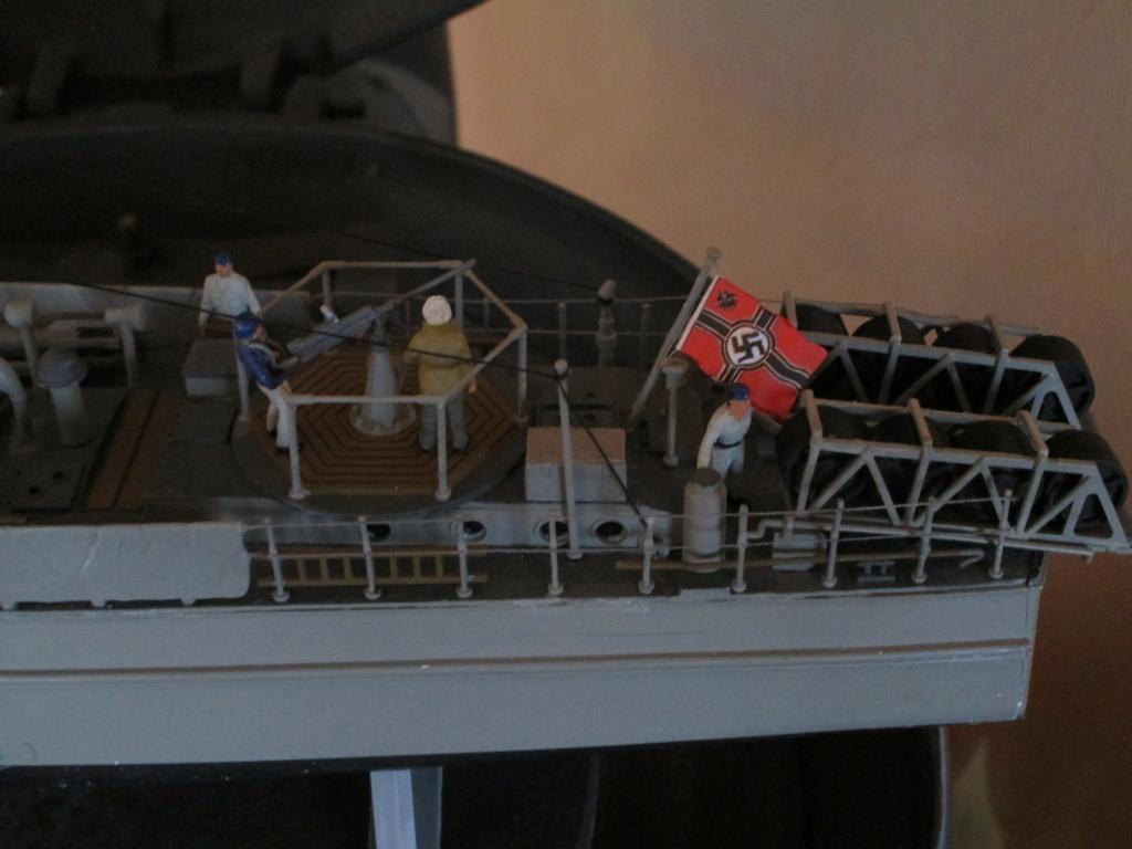 """La """"drôle de guerre"""" sur mer. E-boat (Schnellboot / S-boot) Airfix & Arado Revell 1/72ème. - Page 2 Img_1821"""