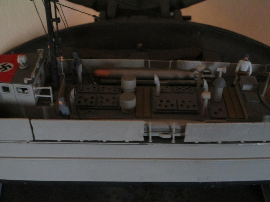 """La """"drôle de guerre"""" sur mer. E-boat (Schnellboot / S-boot) Airfix & Arado Revell 1/72ème. - Page 2 Img_1823"""