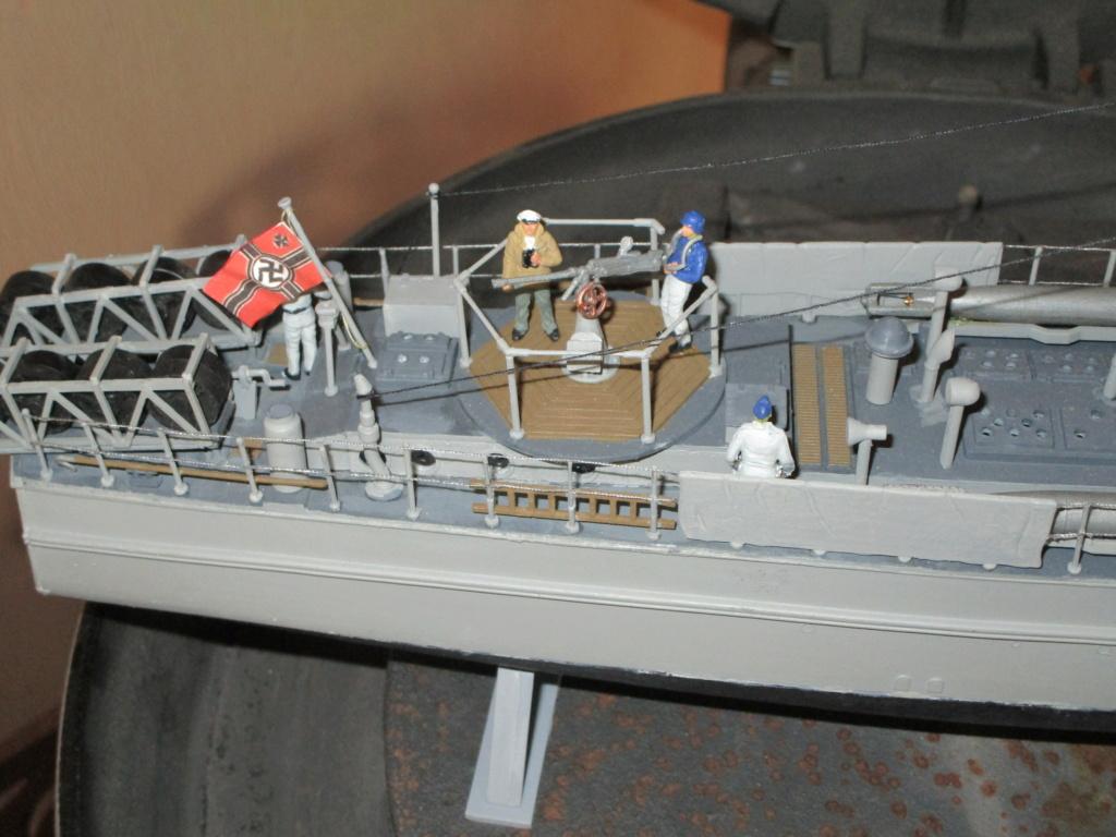 """La """"drôle de guerre"""" sur mer. E-boat (Schnellboot / S-boot) Airfix & Arado Revell 1/72ème. - Page 2 Img_1911"""